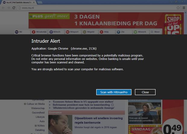 HitmanPro.Alert screenshot (620 pix)