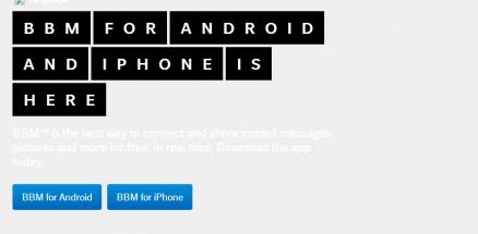 BBM voor Android en iOS Faq