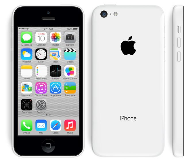 prijs iphone 5c 16gb