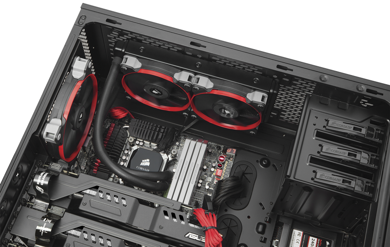 Corsair Obsidian 750d Review Specificaties En