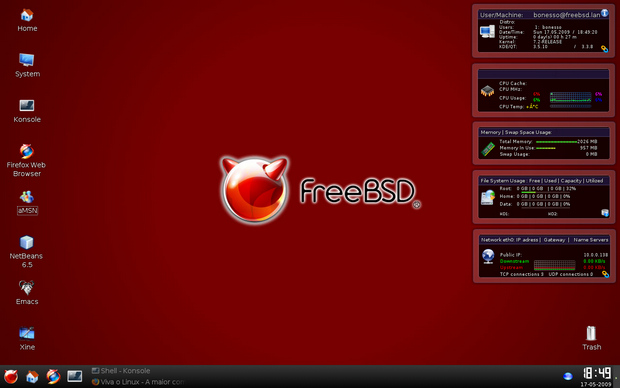 FreeBSD 9 screenshot (620 pix)