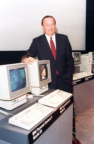 William Lowe met IBM-pc's