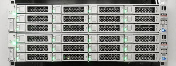 Sun ZFS Storage 7120 Appliances