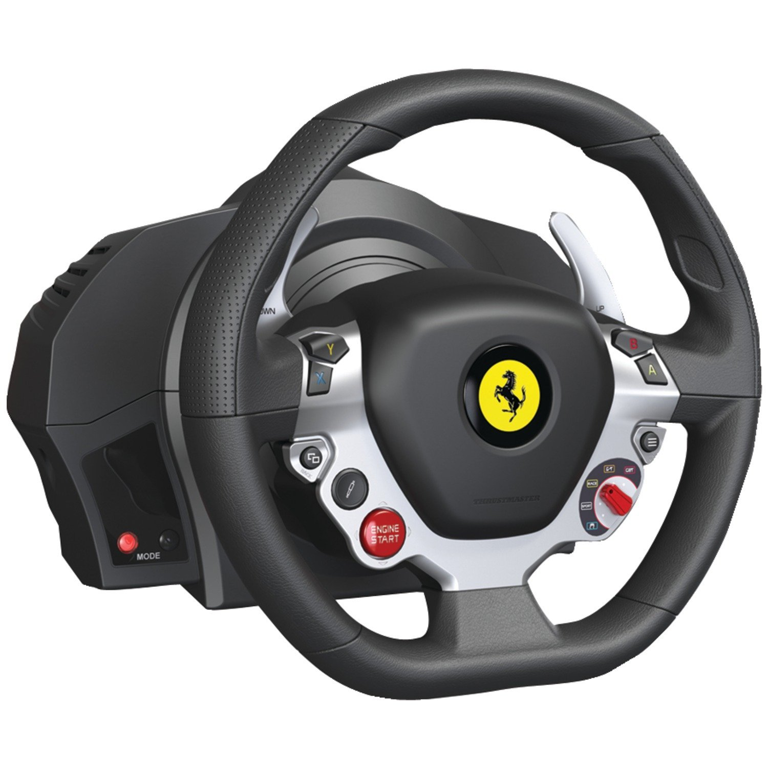 tx racing wheel ferrari 458 italia edition thrustmaster autos post. Black Bedroom Furniture Sets. Home Design Ideas
