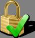 Microsoft Baseline Security Analyzer logo (75 pix)