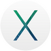 Apple OS X 10.9 Mavericks logo (75 pix)