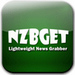 NZBGet logo (75 pix)