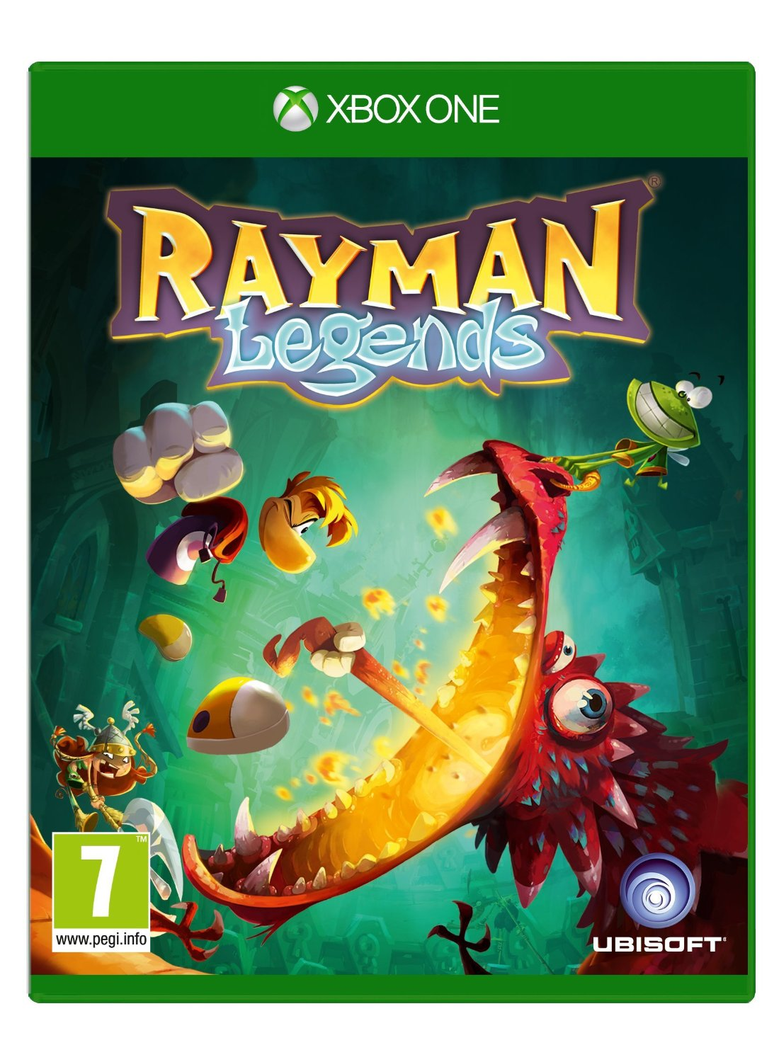 Rayman: Legends, Xbox One