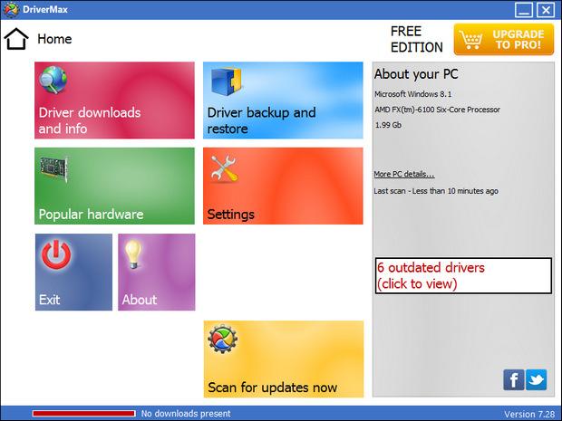 DriverMax screenshot 7.28 (620 pix)