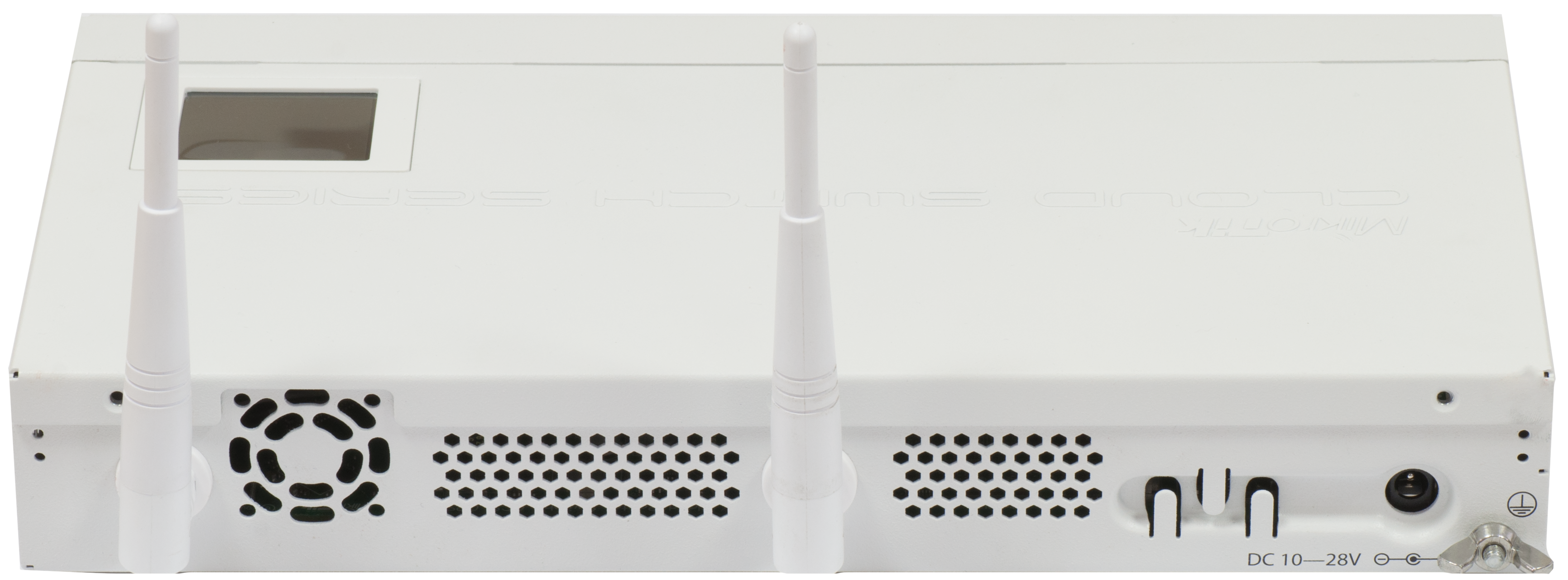 Mikrotik Routerboard Crs125 24g 1s 2hnd In Cloud Router