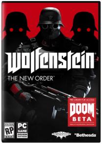 Wolfenstein: The New Order boxart