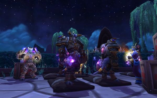 World of Warcraft Warlords of Draenor screenshot
