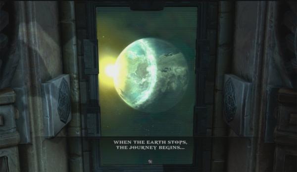 God of War: Ascension easter egg screenshot