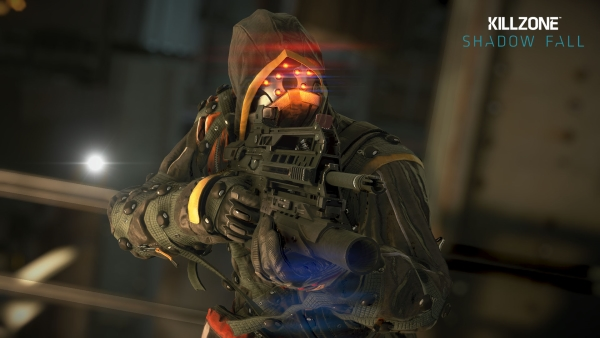 Killzone: Shadow Fall screenshot 600 breed