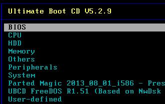 download ultimate boot cd 5.3.6
