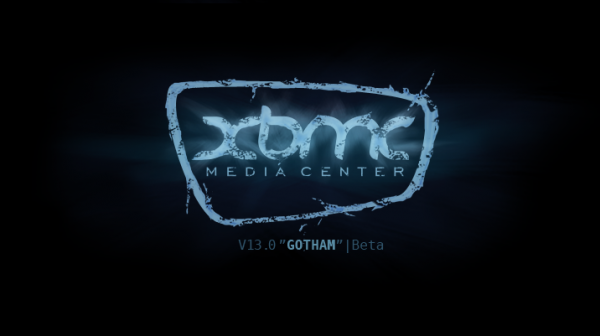 XBMC Media Center 13.0 bèta
