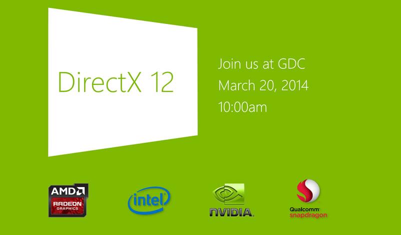 DirectX 12 teaser