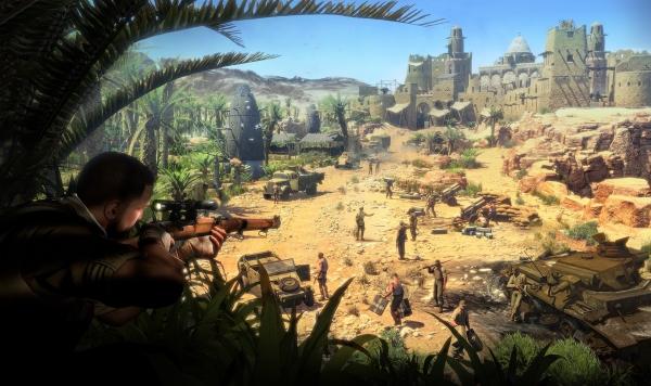 Sniper Elite 3 III screenshot