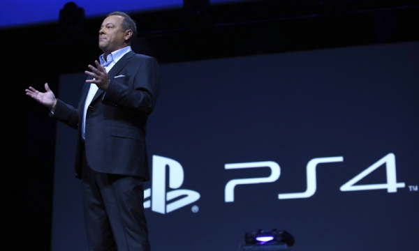 Jack Tretton PS4 presentatie