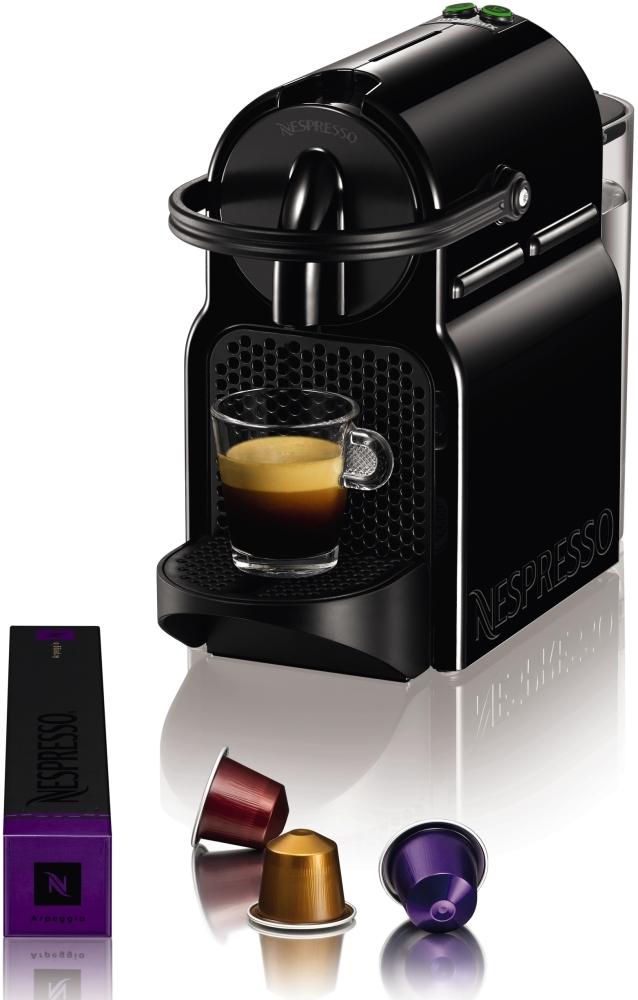 magimix nespresso inissia m105 zwart eak userreviews tweakers. Black Bedroom Furniture Sets. Home Design Ideas