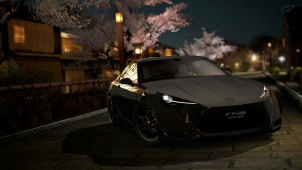 DriveClub screenshot 600 breed