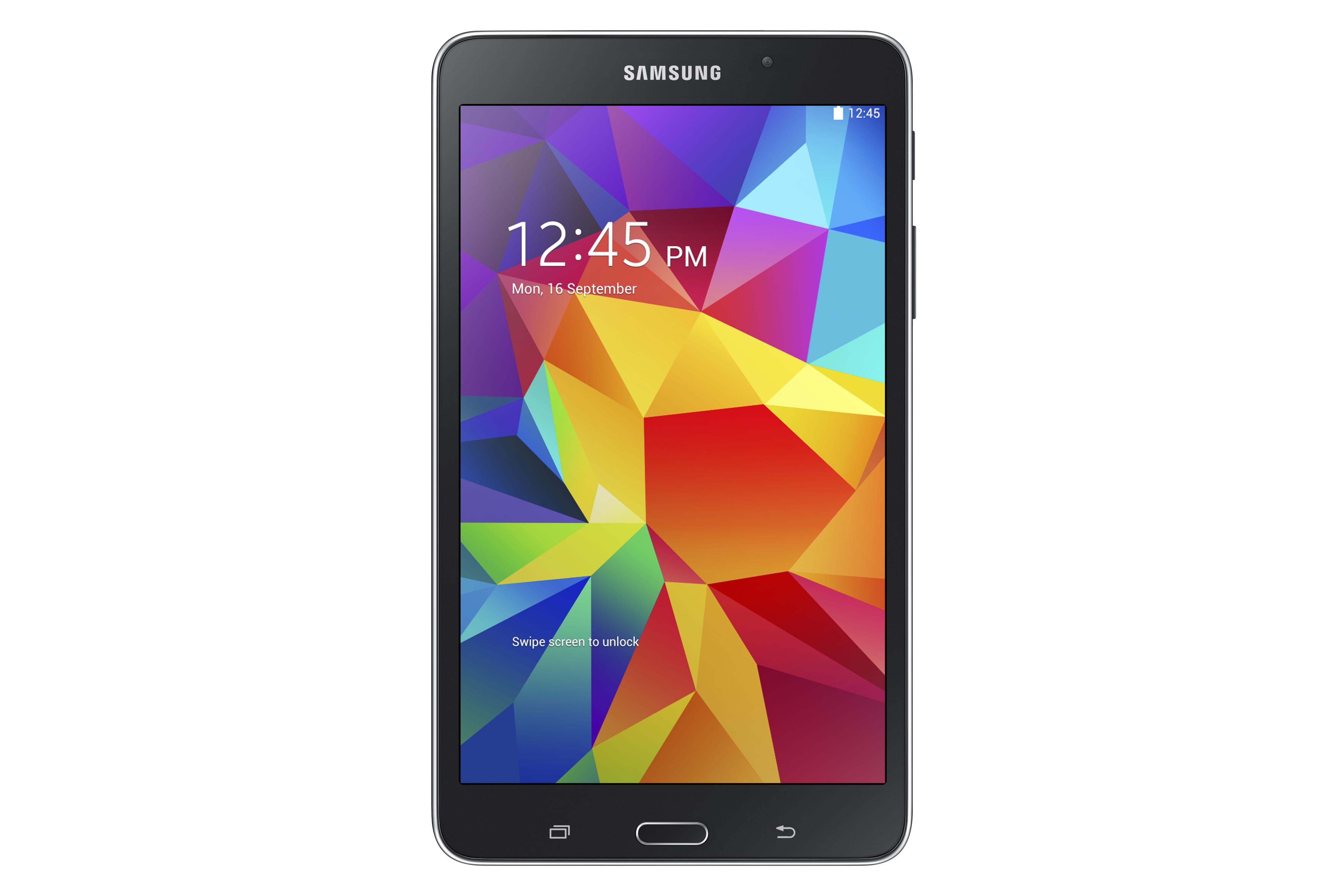 Samsung Galaxy Tab 4 7.0 WiFi 8GB Zwart