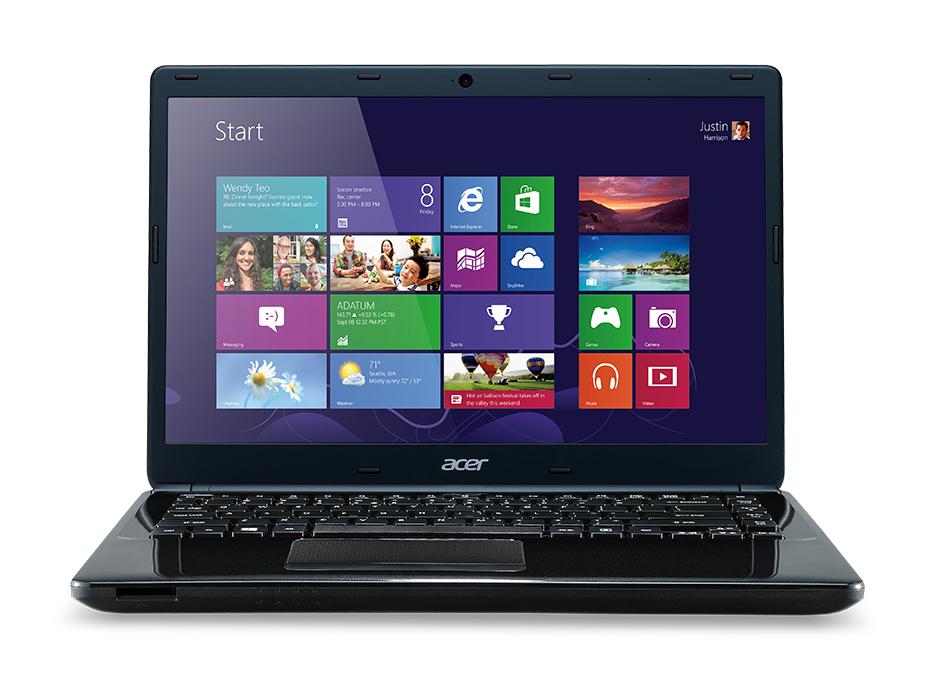 Acer Aspire E1-430P Vista