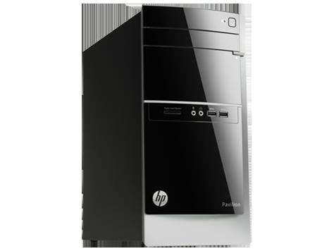 merk en serie hp pavilion desktoptype tower desktop cpu soc intel core ...