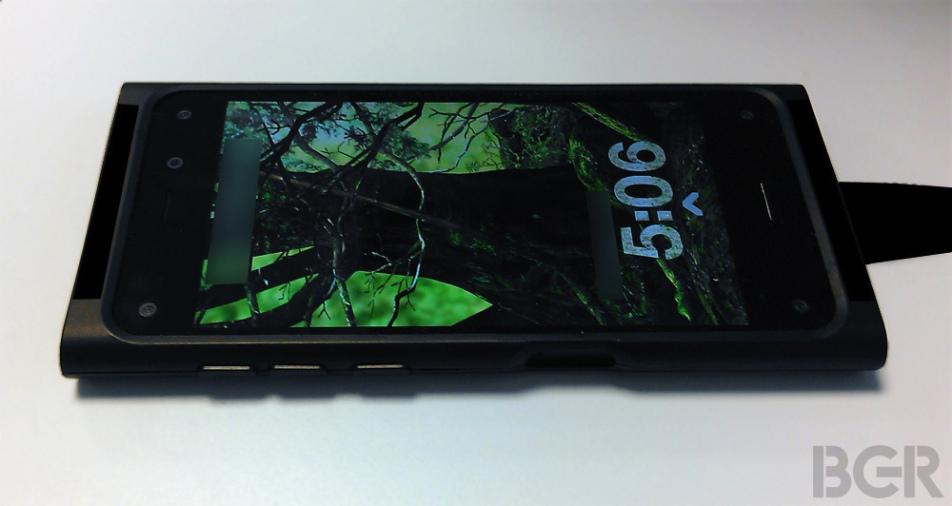 Amazons smartphone
