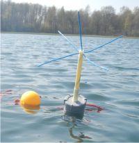 Apparatuur voor 'onderwater'-gps bij test in Rutbeek