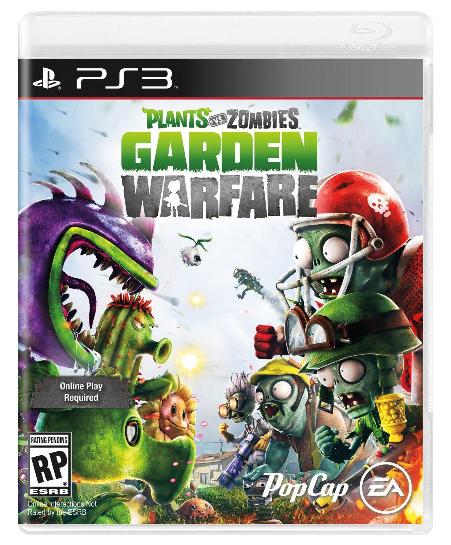 Plants Vs Zombies Garden Warfare Playstation 3 Specificaties Tweakers