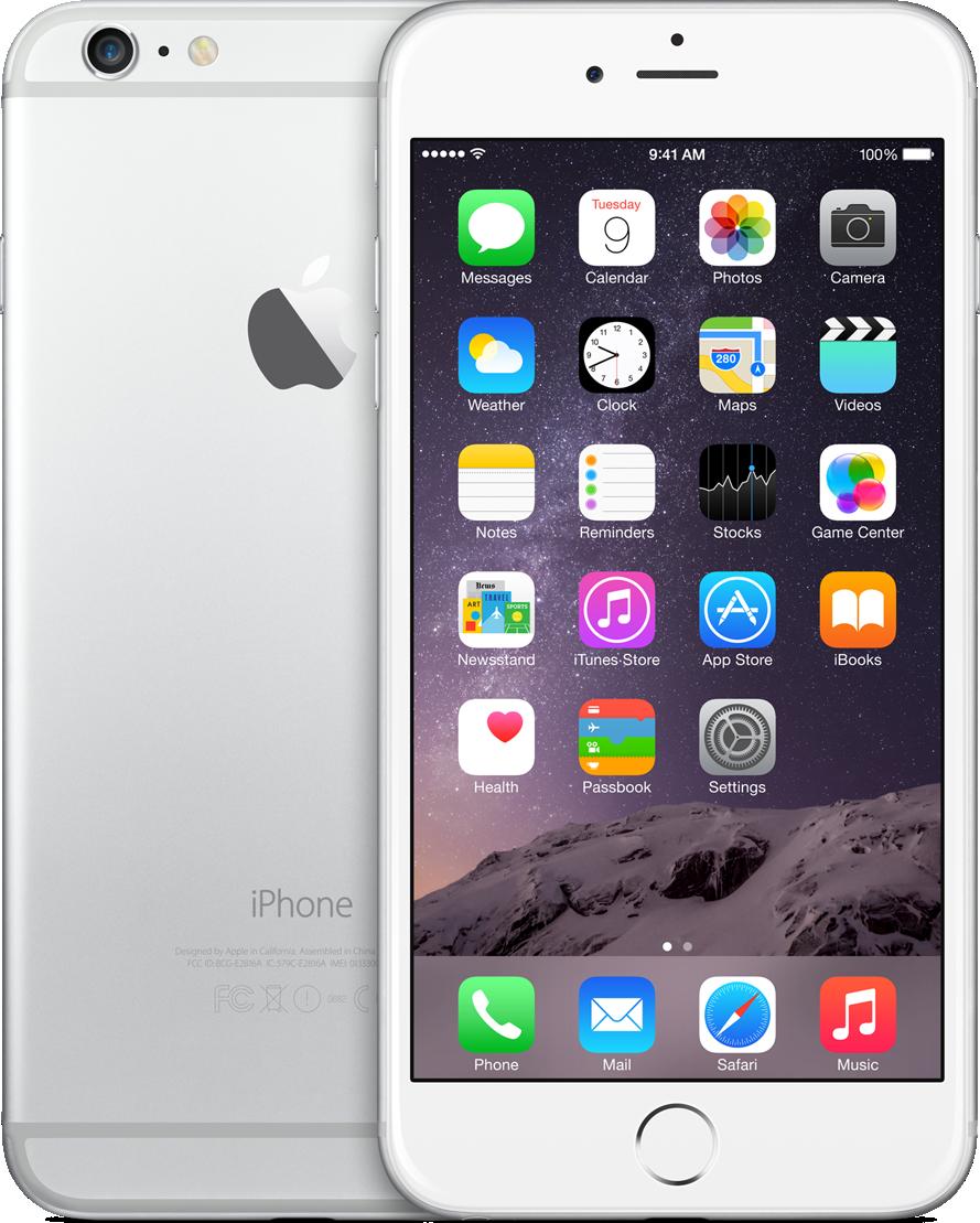 Apple iPhone 6 64GB, silver iPhone - Köp p, mediaMarkt.se
