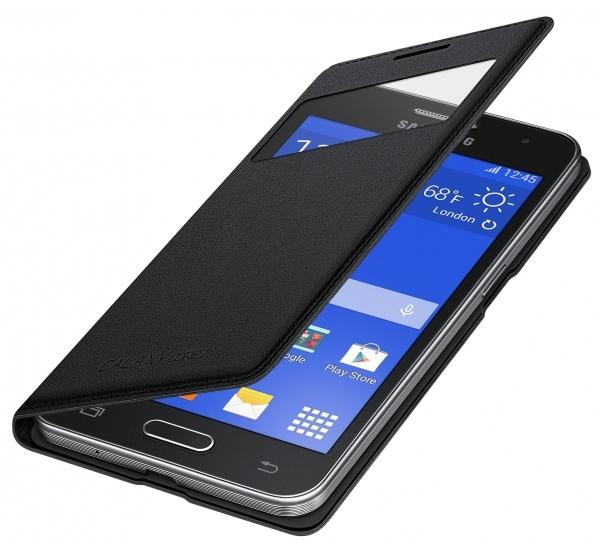 Samsung S View Cover Galaxy Core 2 Black