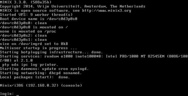 MINIX 3.3.0 (620 pix)