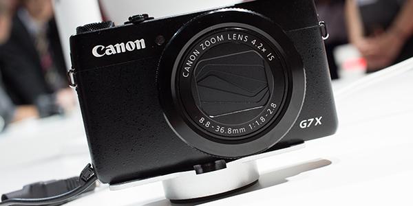 Canon Powershot G7x Preview Tweakers
