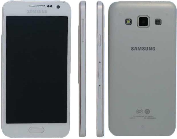 Samsung Galaxy A3 bij Tenaa
