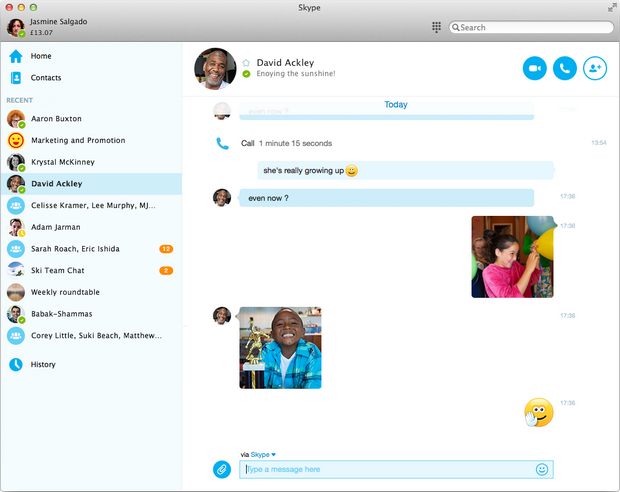 skype mac os x 10.3.9