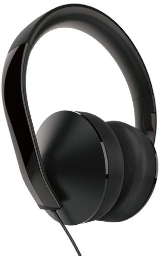 microsoft xbox one stereo headset reviews tweakers. Black Bedroom Furniture Sets. Home Design Ideas