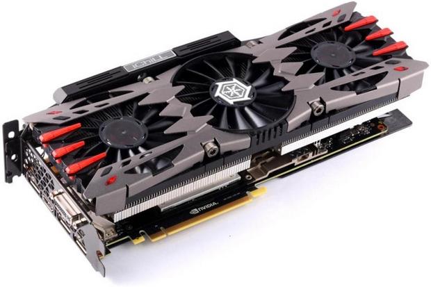 Inno3D iChill GeForce GTX 980 HerculeZ X4