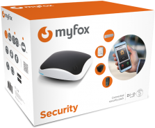 Myfox home control 2 centrale security pakket reviews tweakers - Myfox home control ...