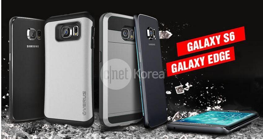 Vermoedelijke Samsung Galaxy S6
