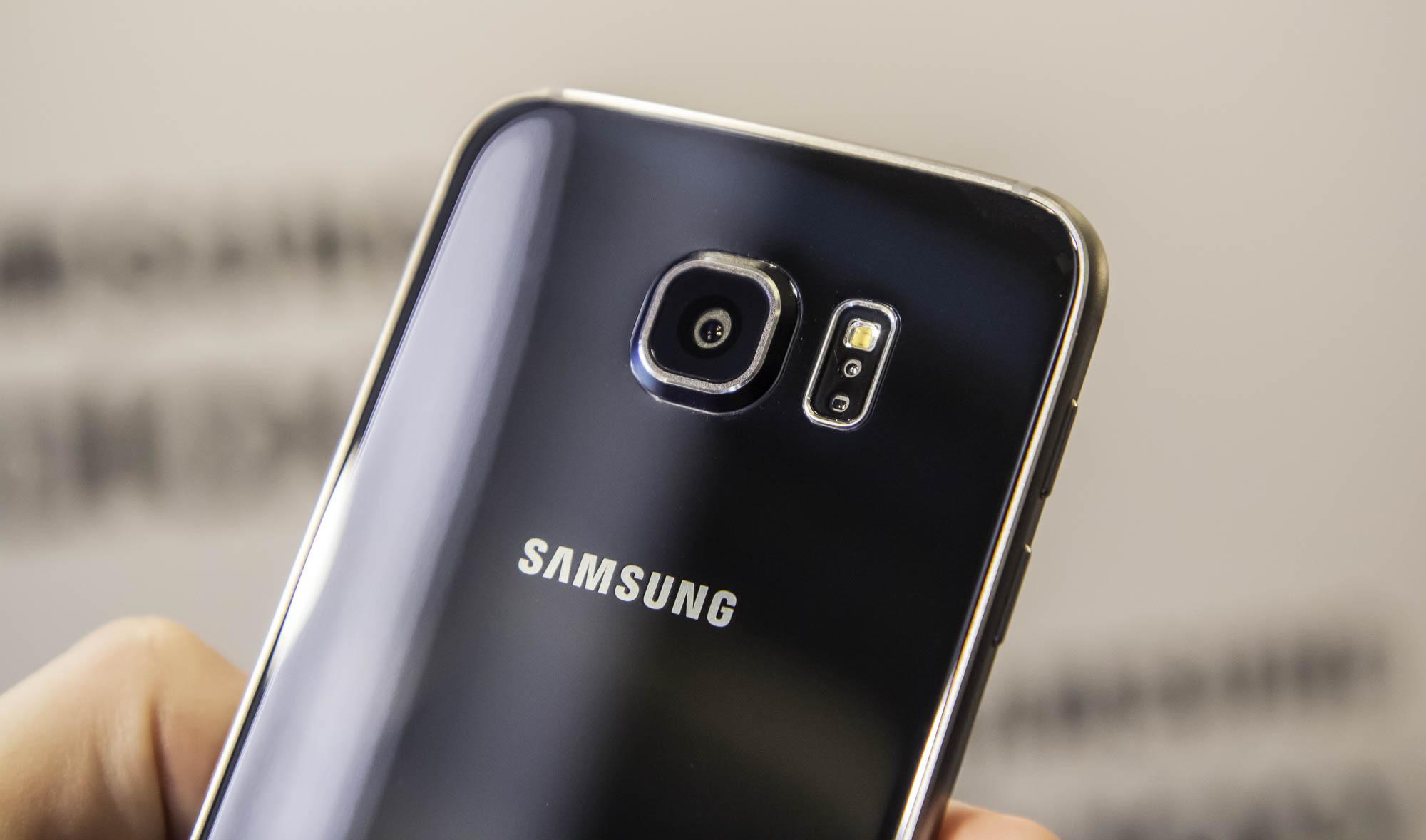 Samsung S6 reparatie