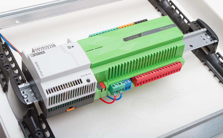 Loxone bedrade en draadloze smarthomes   duurzame energie ...