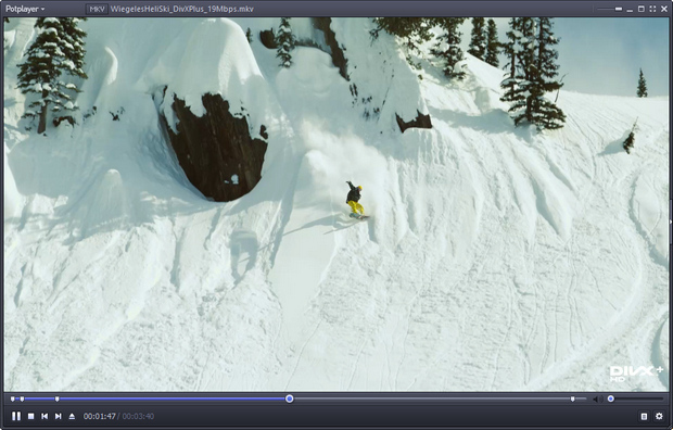 Daum PotPlayer screenshot (620 pix)