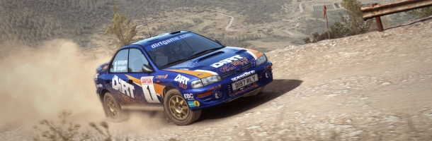 Header Dirt Rally