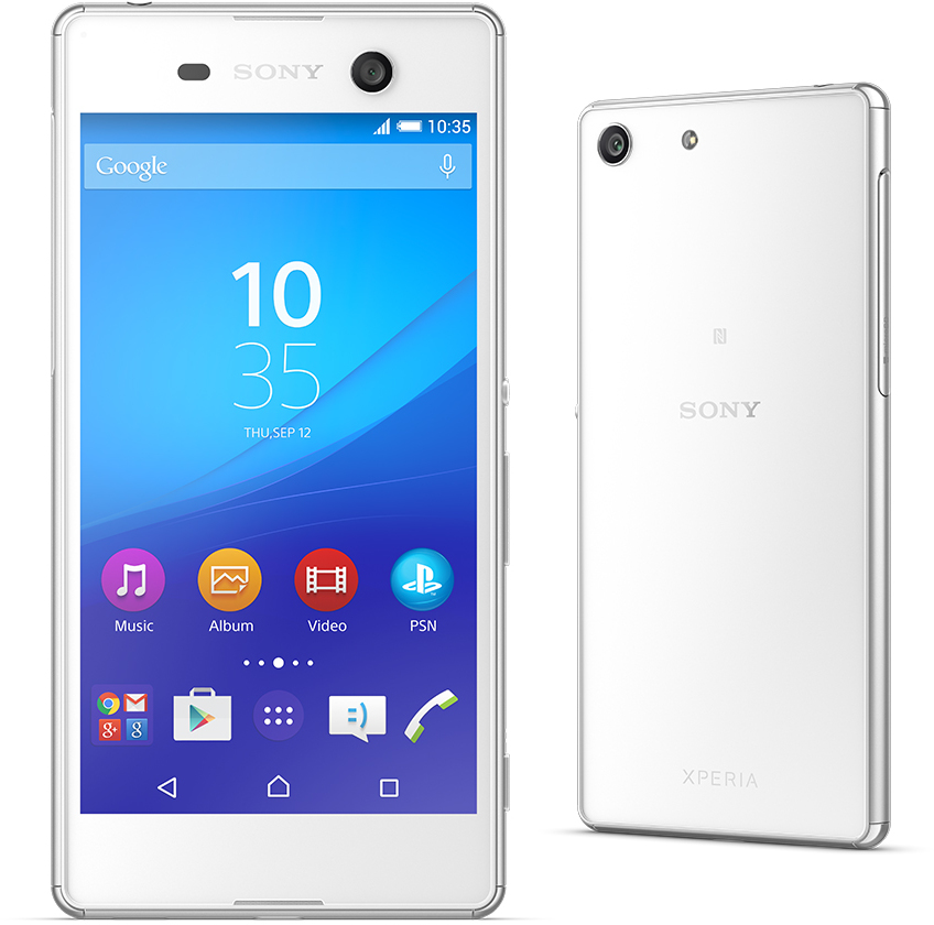 sony xperia m5 dual wit specificaties tweakers. Black Bedroom Furniture Sets. Home Design Ideas