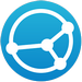 Syncthing logo (75 pix)