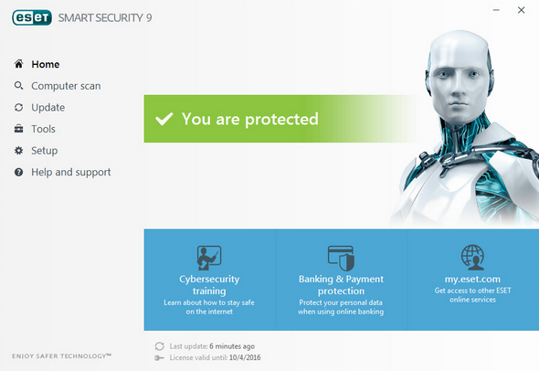 Smart Security 9.0 screenshot