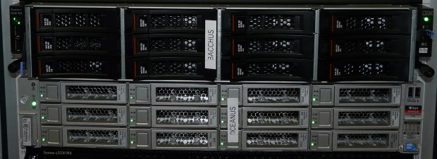 2015 Storage servers