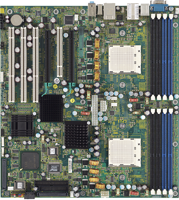 Tyan Thunder K8WE (S2895) 1.03 Windows Vista 64-BIT